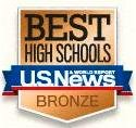 CONGRATULATIONS BELL CREEK ACADEMY HIGH SCHOOL,  Recognized by US News One of the Best High Schools!
